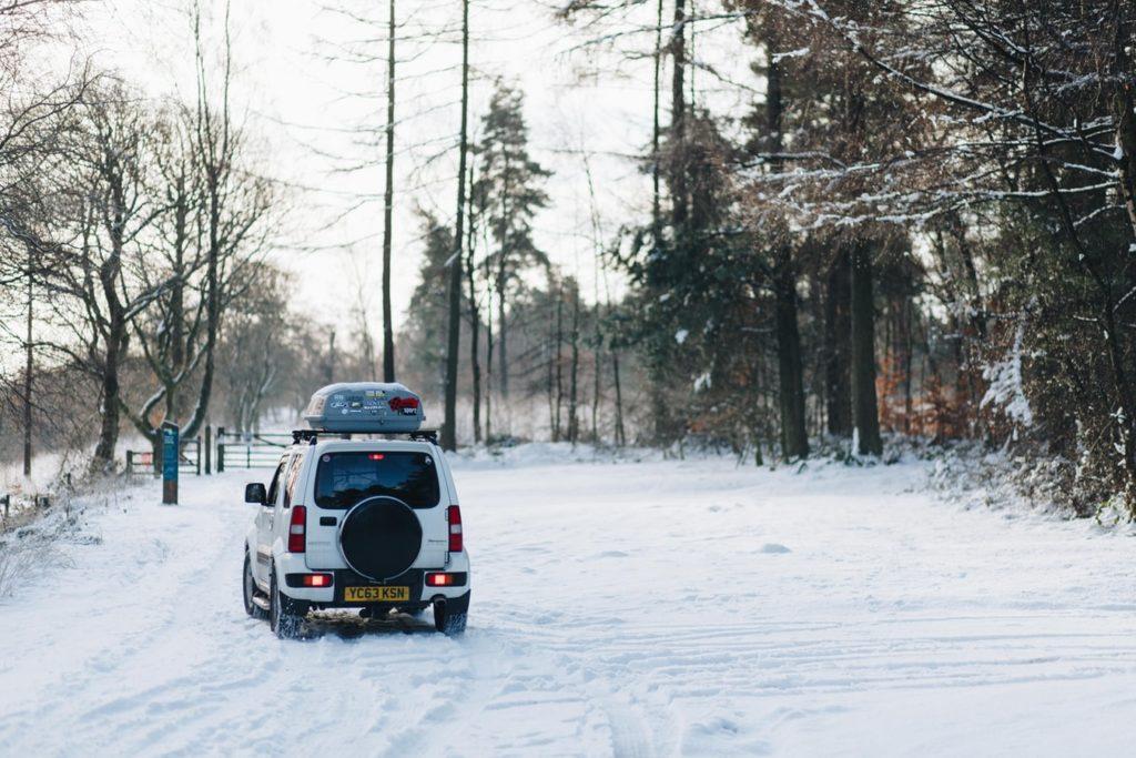 samochod4 1024x683 - Kiedy założyć opony zimowe